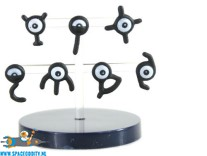 Pokemon zukan DP 14 Unown set