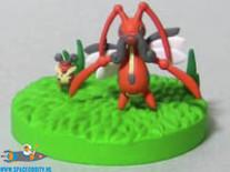 Pokemon zukan Kricketot & Kricketune