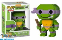 Pop! 8-Bit vinyl figuur Donatello