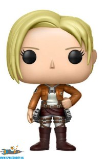 Pop! Animation Attack on Titan Annie Leonhart vinyl figuur