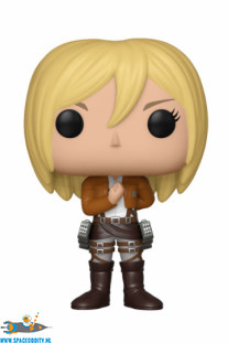 ​Pop! Animation Attack on Titan Christa vinyl figuur