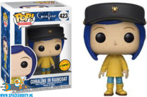 Pop! Animation Coraline in Raincoat limited chase edition