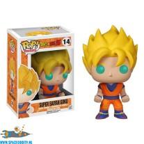 Pop! Animation Dragon Ball Super Saiyan Goku vinyl figuur
