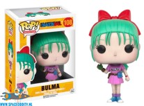 Pop! Animation Dragon Ball Z Bulma vinyl figuur