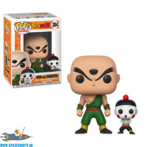 ​Pop! Animation Dragon Ball Z Chiaotzu & Tien vinyl figuur