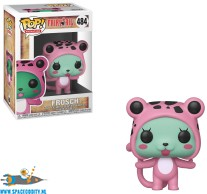 Pop! Animation Fairy Tail Frosch vinyl figuur