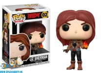 Pop! Comics Hellboy Liz Sherman vinyl figuur