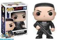 Pop! Daredevil Punisher vinyl bobble-headl figuur