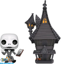 Pop! Disney Nightmare Before Christmas Jack & Jack's house