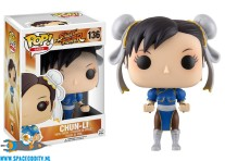 Pop! Games 136 Street Fighter Chun-Li vinyl figuur