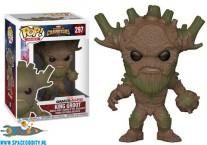 Pop! Games King Groot bobble-head figuur