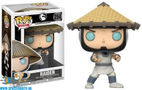 Pop! Games Mortal Kombat X Raiden vinyl figuur