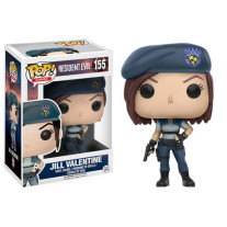 Pop! Games Resident Evil Jill Valentine vinyl figuur