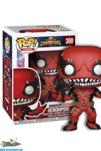 Pop! Games Venompool vinyl bobble head