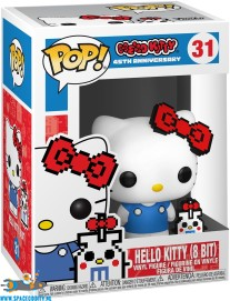 Pop! Hello Kitty vinyl figuur Hello Kitty (8 Bit)