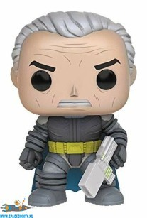 Pop! Heroes Armored Batman (unmasked)