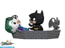 Pop! Heroes movie moments vinyl collectibles Batman vs. The Joker