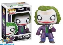 Pop! Heroes The Joker (The Dark Knight Trilogy)