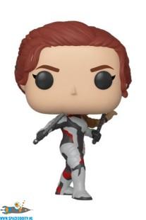 Pop! Marvel Avengers Endgame Black Widow bobble-head figuur