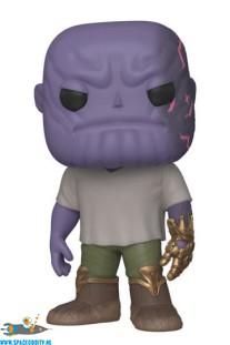 Pop! Marvel Avengers Endgame Thanos in the garden bobble-head figuur