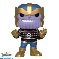 Pop! Marvel Avengers Thanos (holiday) bobble-head