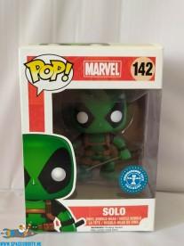 Pop! Marvel Solo ( Deadpool )