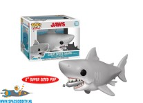 ​Pop! Movies Jaws oversized vinyl figuur Great White Shark (with diving tank)
