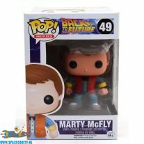 Pop! Movies Marty McFly vinyl figuur