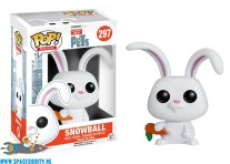 ​Pop! Movies The Secret Life of Pets Snowball vinyl figuur