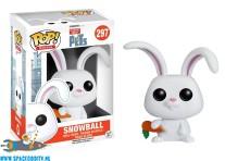 Pop! Movies The Secret Life of Pets Snowball vinyl figuur