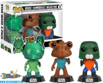 Pop! Star Wars bobble head 3-pack ( Greedo, Hammerhead & Walrusman )