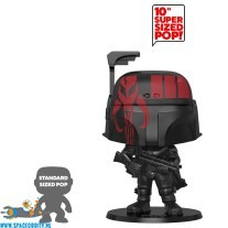 Pop! Star Wars bobble head Boba Fett (black) super sized edition