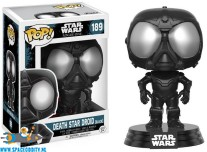 Pop! Star Wars bobble head Death Star Droid (black)