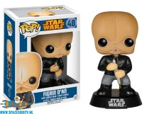 Pop! Star Wars bobble head Figrin D'an