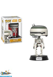 ​Pop! Star Wars bobble head L3-37