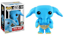 Pop! Star Wars bobble head Max Rebo (specialty series)