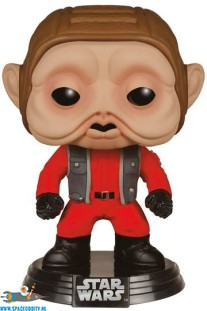 Pop! Star Wars bobble head Nien Numb (The Force Awakens)