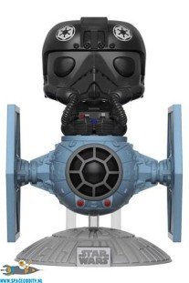 Pop! Star Wars bobble head Tie Fighter with Tie Pilot