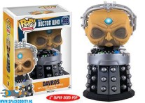 Pop! Television Doctor Who Davros oversized vinyl figuur