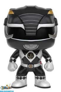 Pop! Television Power Rangers Black Ranger vinyl figuur