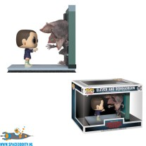 Pop! Television Stranger Things Eleven and Demogorgon