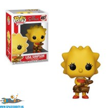 Pop! Television The Simpsons vinyl figuur Lisa Simpson