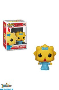 Pop! Television The Simpsons vinyl figuur Maggie Simpson