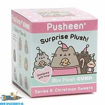 Pusheen blind box mini pluche serie 8 Christmas