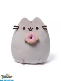Pusheen pluche met donut
