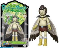 Rick and Morty actiefiguur Birdperson