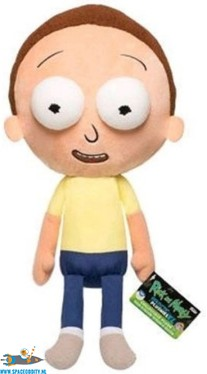 Rick & Morty Galactic Plushies ; Morty 40 cm