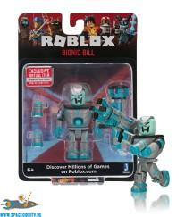 Roblox figuur Bionic Bill