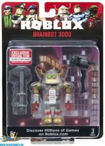 Roblox figuur Brainbot 3000