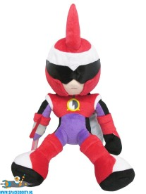 Rockman / Mega Man NT Warrior pluche Blues 27 cm